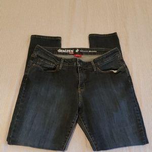 Denizen from Levi's totally shaping skinny jeans